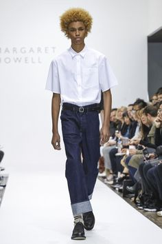 Margaret Howell Menswear Spring Summer 2016 London - NOWFASHION