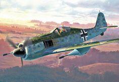Focke-Wulf Fw 190 F-8 mit Mk 103