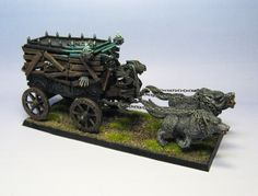 The Internet's largest gallery of painted miniatures, with a large repository of how-to articles on miniature painting Warhammer Fantasy, Warhammer 40k, My Ghost, Mini Paintings, Carpenter, Diy And Crafts, Cinderella, Death, Gaming