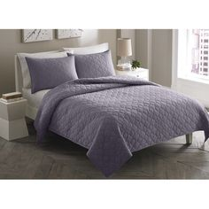 Found it at AllModern - Moroccan Coverlet Set