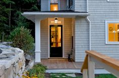 Pinewold Cottage, Boothbay Harbor, Maine | Whitten Architects