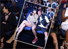 Tyga and Kylie Mtv Awards