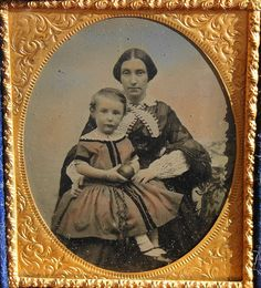 Mother and Child 1860