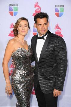 Angelica Castro e Cristian de la Fuente Grammy Latino 2012