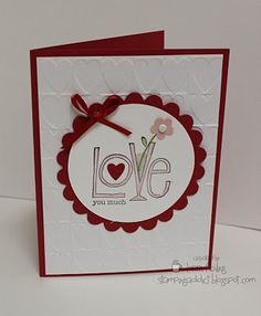 Love :: Confessions of a Stamping Addict