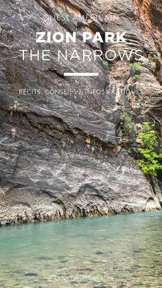Guide des parcs de l'Utah, de Zion Park à Bryce Canyon - Etats-Unis Bryce Canyon, Road Trip Usa, Utah, Zion Park, Blog Voyage, Guide, Paradis, Coin, Us National Parks