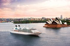 With itineraries that include all seven continents, the options for where you should travel with Seabourn are endless. Each destination offers unique experiences, but there are three that truly sta… Patagonia, Best Cruise Lines, Us Sailing, Great Barrier Reef, South Pacific, Usa Today, Continents, Traveling By Yourself, Travel Inspiration