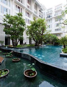 Hua Chang Heritage Hotel, Bangkok, Thailand.
