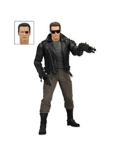 Фигурка Terminator  S: Police Station Assault T