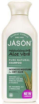 Champu de Aloe Vera 84%.  Nutre, hidrata y fortalece el cabello. Proporciona un tacto sedoso y libre de encrespamiento.