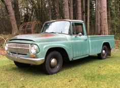 1967 International Harvester 1100C Pick-Up