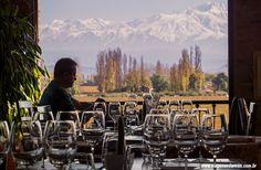 Bodega Belasco de Baquedano com almoço harmonizado em Luján de Cuyo, Mendoza, AR