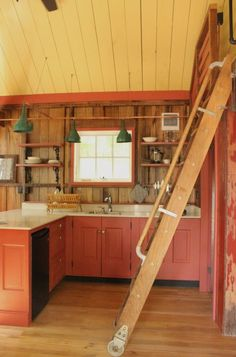 Hobbitat Homes- a company that builds tiny homes from salvaged and recycled materials!