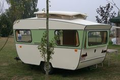 Otten Cruiser DS - 1968 Trailer / Caravan