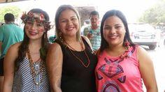 ÍNDIOS POTIGUARA DA PARAÍBA EM FOCO: Dia Internacional da Mulher Indígena