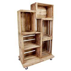 Fruit Crate Display Unit | WBC