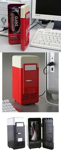 ЮСБ холодильник
