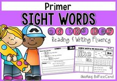 52 sight words practice pages and 52 extension sight word pages focuses specially on writing. Your students will love and master these sight words pages! Total of 104 sight word practice page!!