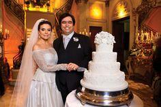 Seis famosos se casaram em outubro; Relembre os principais fatos do mês