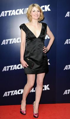 "Jodie Auckland Whittaker was born June 17, 1982 is an 5' 6"" English actress. In 2018, she became the new Doctor Who. She came to prominence in her 2006 feature film debut Venus."