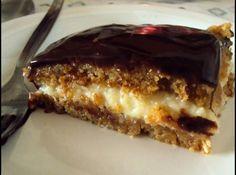 Bolo de Doce de Leite com Coco e Calda de Chocolate - Veja como fazer em: http://cybercook.com.br/receita-de-bolo-de-doce-de-leite-com-coco-e-calda-de-chocolate-r-12-100274.html?pinterest-rec