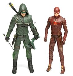 Arrow and Flash Action Figures are the Coolest Thing from The CW
