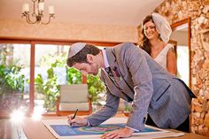 To go beyond glass breaking, here are seven Jewish wedding traditions worthy of consideration (and modernization) for you and your groom, whether you're planning a Jewish or an interfaith ceremony