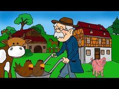 Kinderlieder deutsch - Old Mac Donald hat `ne Farm - Kinderlieder zum Mi...