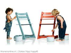 Nieuwe Stokke Stoel : Nieuwe stokke trip trap stoelen binnen babykamer