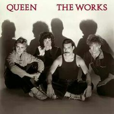 Roger Taylor, Brian May, Freddie Mercury, John Deacon Brian May, John Deacon, The Words, Lp Vinyl, Vinyl Records, Rare Vinyl, Albums Queen, Radios, Queen Banda