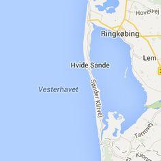 Hvide Sande - Dänische Nordsee  ich liebe diese Ecke von Dänemark