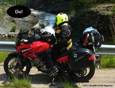 Touring Tip: Packing Your Bike Properly for Touring - Cycle Trader Insider - Motorcycle Blog by Cycle Trader