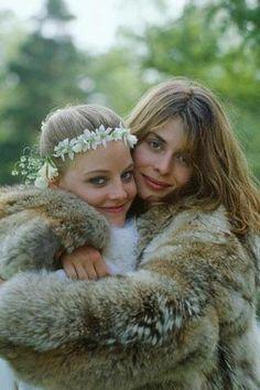 Nastassja Kinski e Jodie Foster