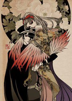 Shin Megami Tensei: Devil Summoner: Raidou Kuzunoha vs. The Soulless Army (PS2).