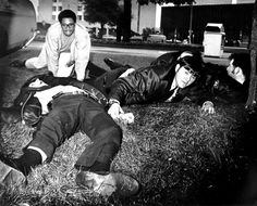 LOUISIANA... Dallas sniper attack recalls 1973 slayings in New Orleans   Daily Mail Online