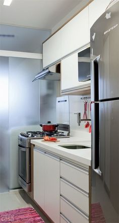 ideia de cozinha/area de serviço
