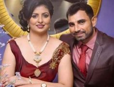 Mohammed Shami: India cricketer defends wife against Twitter trolls - BBC News