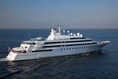 lady moura yacht | die lady moura ist eine der groessten privaten mega yachten der welt ...
