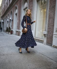 30 Dresses In 30 Days Fall/Winter Meet The Parents Vestido Maxi Floral, Baby Hair Loss, Pretty Dresses, Long Dresses, Beautiful Dresses, Indian Wear, Boho Dress, Ideias Fashion, Fashion Outfits