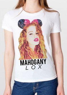 Mahogany Lox Photo Tee