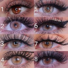 Eye Contact Lenses, Lenses Eye, Natural Color Contacts, Colored Contacts, Color Lenses, Gorgeous Eyes, Eye Color, Color Change, Otaku