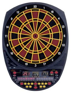 Arachnid Inter-Active 3000 Electronic Dartboard 0bfef220d