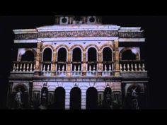 Un pequeño resumen del espectáculo de luz y sonido Lux Greco que se celebra en Toledo. En 2012, la fachada del Teatro de Rojas fue una de las novedades a través de la técnica del video-mapping.