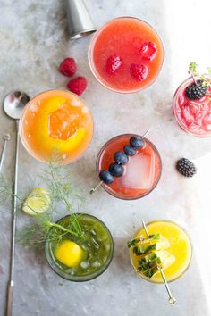 Cold-pressed gin + juice must be good for you, right? At least, good for your soul