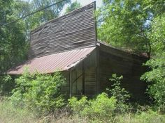 Abandoned Company Store White Springs Fl