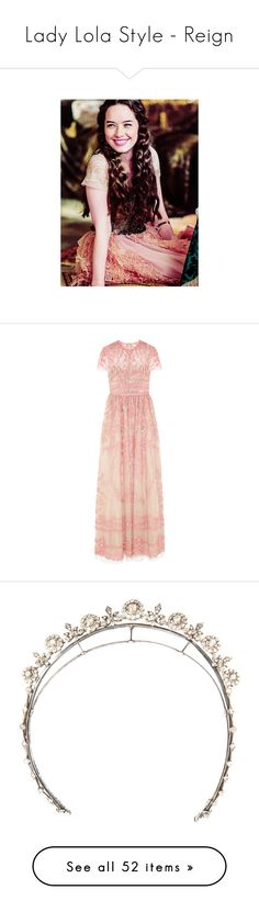 Designer Clothes, Shoes & Bags for Women Pink Evening Dress, Evening Gowns, Reign Dresses, Whimsical Dress, Reign Fashion, Red Band Society, Putting Outfits Together, Valentino Dress, Pink Gowns