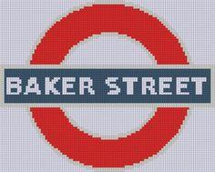 Baker Street London Underground Cross St