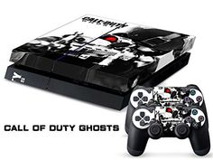 PS4 Designer Skin for Sony Playstation 4 Console System Plus Two2 Decals For PS4 Dualshock Controller ** You can find more details by visiting the image link.(It is Amazon affiliate link) #ootd