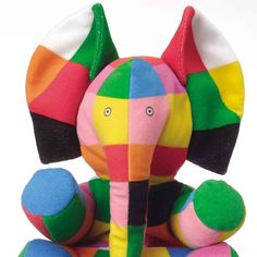 BUDDY ELMER Little kids will love this colourful Elmer soft toy Washable in machine DIM: 42 cm Designed in France by Petit Jour Paris Little People, Little Ones, Cute Gifts, Unique Gifts, Elmer The Elephants, Buy Gifts Online, Gifts Australia, Elephant Love, Family Kids