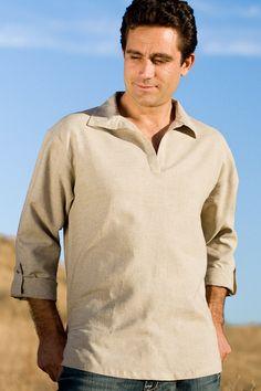 Linen Majorca Shirt